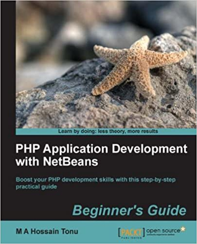 PHP Application Development with NetBeans: Beginner's Guide by M A Hossain Tonu
